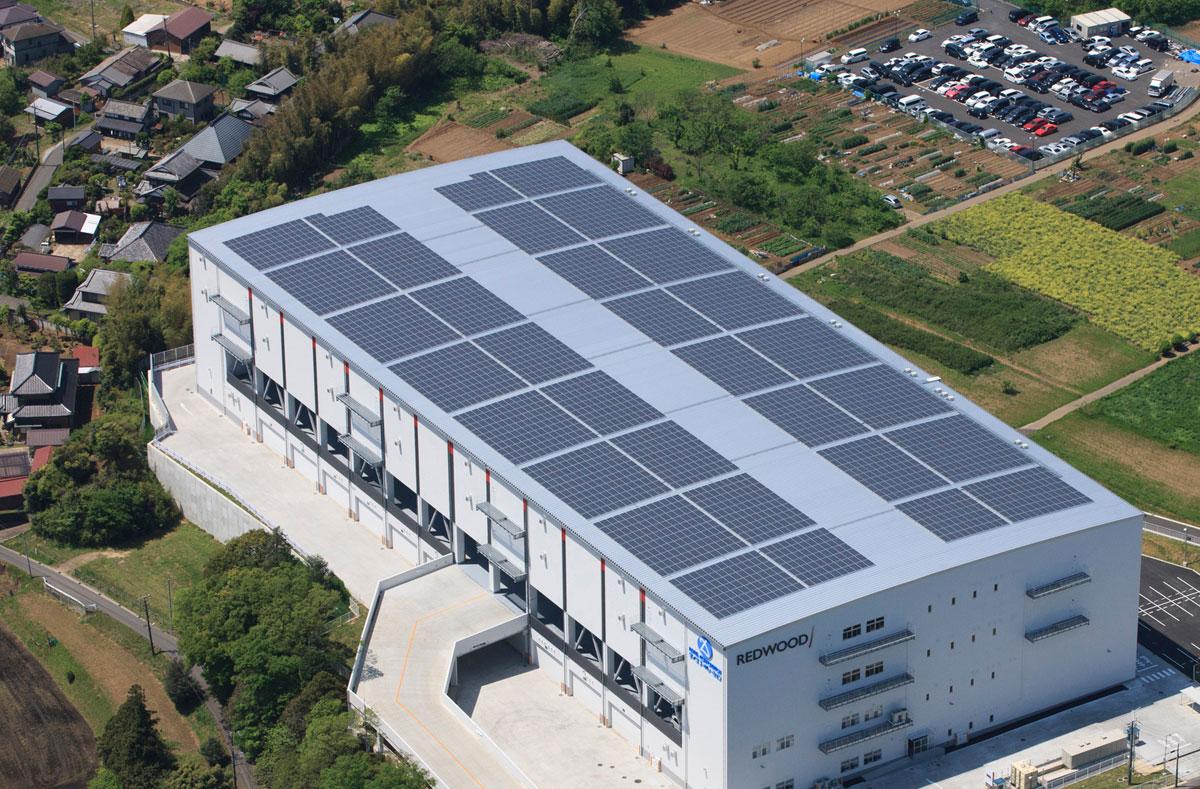 分布式光伏�y�-y�$9�+_协鑫日本千叶北0.9mw屋顶分布式光伏电站